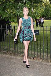 © London News Pictures. 26/06/2013. London, UK. Caroline Stanbury  at  The Serpentine Gallery summer party, Kensington Gardens London UK, 26 June 2013, Photo credit: Richard Goldschmidt/LNP