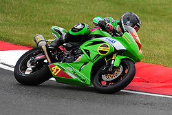 NICK ANDERSON GBR NMT NO LIMITS KAWASAKI  600, PIRELLI  NATIONAL SUPERSTOCK  600 CHAMPIONSHIP, MCB BSB British Superbike Championship Round 5, Snetterton, 10th July 2016