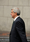 © Licensed to London News Pictures. 20/09/2011. BIRMINGHAM, UK.  Chris Huhne at the Liberal Democrat Conference at the Birmingham ICC today (20 Sept 2011): Stephen Simpson/LNP . Photo credit : Stephen Simpson/LNP