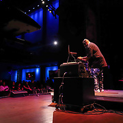 The legendary BIZ MARKIE performs during a Decades Collide 80s vs 90s jam session Thursday, Nov. 08, 2018, at the The Queen Theater in Wilmington, Delaware.
