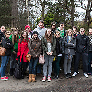 Edinburgh Zoo with Ms Livingstone