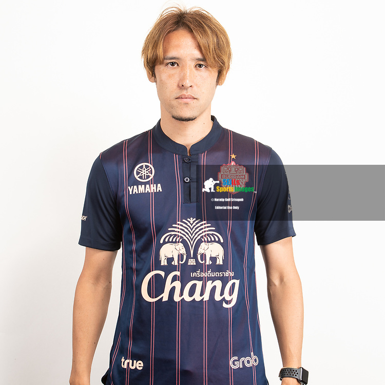 THAILAND - JUNE 26: Hajime Hosogai #7 of Buriram United on June 26, 2019.<br /> .<br /> .<br /> .<br /> (Photo by: Naratip Golf Srisupab/SEALs Sports Images/MB Media Solutions)
