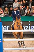 Martin Fuchs - Logan<br /> Partner Pferd 2019<br /> © DigiShots