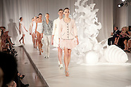 Neiman Marcus fashion show and decor