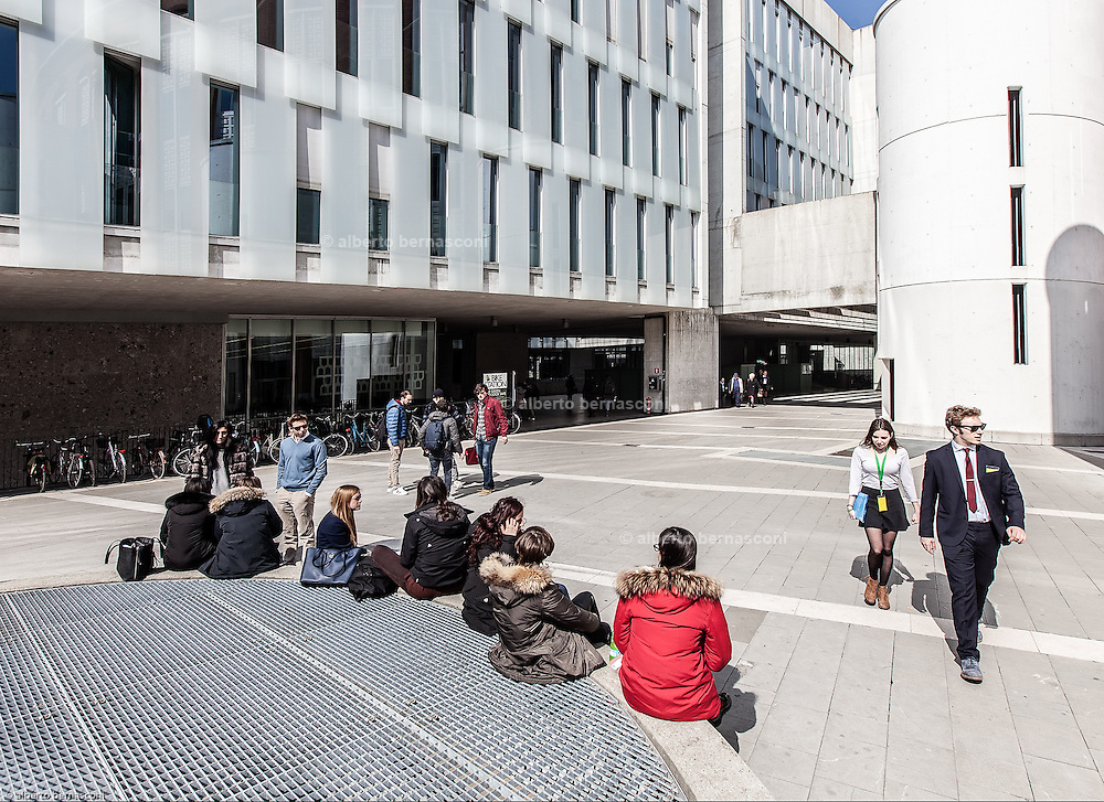 Milan, SDA Bocconi School of Management