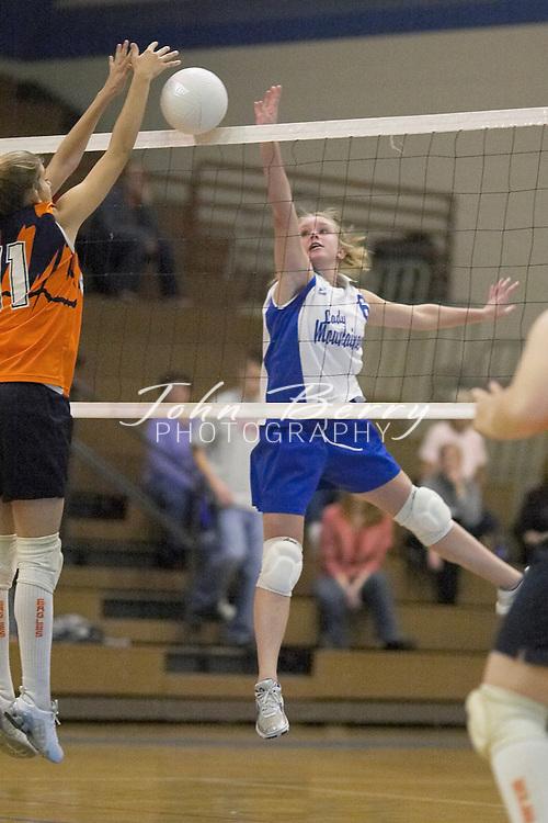 MCHS JV Volleyball..vs Clarke..October 28, 2004