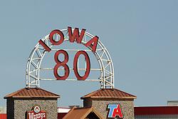 Iowa 80 truck stop in Iowa