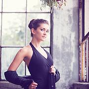 Miss Ohio USA contest portraits of Kati Serbu by photographer Leonardo Carrizo