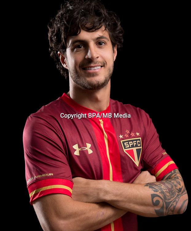 Brazilian Football League Serie A / <br /> ( Sao Paulo Football Clube ) - <br /> HUDSON RODRIGUES DOS SANTOS