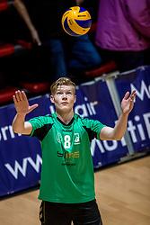 18-03-2017 NED:  Finale NOJK B finalisten, Doetinchem<br /> De B-teams waren de finaledag actief in Doetinchem, waar zij in het Topsportcentrum sportief zullen uitvechten wie zich het komende jaar Nederlands kampioen mag gaan noemen / Alterno