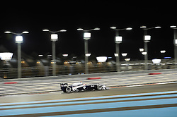 11.11.2011, Yas-Marina-Circuit, Abu Dhabi, UAE, Grosser Preis von Abu Dhabi, im Bild Rubens Barrichello (BRA),  Williams F1 Team  // during the Formula One Championships 2011 Large price of Abu Dhabi held at the Yas-Marina-Circuit, 2011-11-11. EXPA Pictures © 2011, PhotoCredit: EXPA/ nph/ Dieter Mathis..***** ATTENTION - OUT OF GER, CRO *****