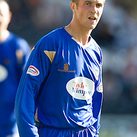 St Johnstone FC 2009-10<br /> Chris Millar<br /> Picture by Graeme Hart.<br /> Copyright Perthshire Picture Agency<br /> Tel: 01738 623350  Mobile: 07990 594431
