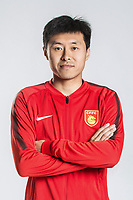 **EXCLUSIVE**Portrait of Chinese soccer player Jiang Ning of Hebei China Fortune F.C. for the 2018 Chinese Football Association Super League, in Marbella, Spain, 26 January 2018.
