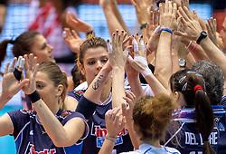 18-05-2016 JAP: OKT Peru - Italie, Tokio<br /> Italië verslaat Peru met 3-0 / Caterina Chiara Bosetti #5 of Italie