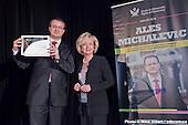 111122 Droits et Démocratie - 20e prix John-Humphrey à Ales Michalevic
