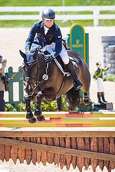Jung Michael, (GER), Fischer Rocana FST<br /> Rolex Kentucky Three Day Event CCI4* <br /> Lexington 2015<br /> © Hippo Foto - Libby Law<br /> 26/04/15