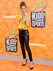 Nickelodeon Kids' Choice Sports Awards 2016 - Red Carpet 07-14-2016