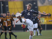Jim McAlister - Alloa Athletic v Dundee, SPFL Championship at Recreation Park, Alloa<br /> <br />  - &copy; David Young - www.davidyoungphoto.co.uk - email: davidyoungphoto@gmail.com