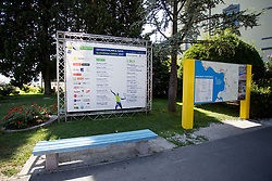 at ATP Challenger Zavarovalnica Sava Slovenia Open 2017, on August 4, 2017 in Sports centre, Portoroz/Portorose, Slovenia. Photo by Urban Urbanc / Sportida