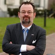 Fractie voorzitter Carel Bikkers VVD fractie Huizen