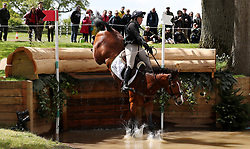 Majas Hope ridden by Pippa Funnell on the Cross Country during day four of the 2019 Mitsubishi Motors Badminton Horse Trials at The Badminton Estate, Gloucestershire. PRESS ASSOCIATION Photo. Picture date: Saturday May 4, 2019. See PA story EQUESTRIAN Badminton. Photo credit should read: David Davies/PA Wire