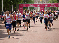 British Olympians taking part in The Vitality Westminster Mile, Sunday 28th May 2017.<br /> <br /> Photo: Ben Queenborough for The Vitality Westminster Mile<br /> <br /> For further information: media@londonmarathonevents.co.uk