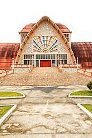 Igreja Matriz Nossa Senhora Mãe dos Homens. Urubici, Santa Catarina, Brasil. / Nossa Senhora Mae dos Homens Church. Urubici, Santa Catarina, Brazil.