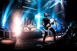 June 14, 2017 - Milan, Italy - Death meta band Gojira performs live at Alcatraz, Milano (Credit Image: © Mairo Cinquetti/Pacific Press via ZUMA Wire)