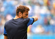 Claudio Marchisio of Italy during the 2014 FIFA World Cup match at Arena das Dunas, Natal<br /> Picture by Stefano Gnech/Focus Images Ltd +39 333 1641678<br /> 24/06/2014