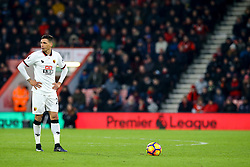 Jose Holebas of Watford waits to take a free kick - Mandatory by-line: Jason Brown/JMP - 21/01/2017 - FOOTBALL - Vitality Stadium - Bournemouth, England - Bournemouth v Watford - Premier League