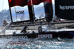 17.04.2013, Neapel, ITA, Americas Cup World Series 2013, im Bild Emirates New Zealand // during Americas Cup World Series 2013 Napoli, Italy on 2013/04/17. EXPA Pictures © 2013, PhotoCredit: EXPA/ Insidefoto/ Matteo Ciambelli ***** ATTENTION - for AUT, SLO, CRO, SRB, BIH and SWE only *****