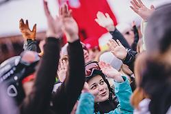 08.01.2020, Goaßstall, Saalbach Hinterglemm, AUT, DJ Oetzi Gipfeltour, im Bild Zuschauer // Fans during the Opening Concert of the DJ Oetzi Gipfeltour at the Goassstall, Saalbach Hinterglemm on 2020/01/08. EXPA Pictures © 2020, PhotoCredit: EXPA/ JFK