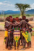 Hamer tribe, Omo Valley, Ethiopia.
