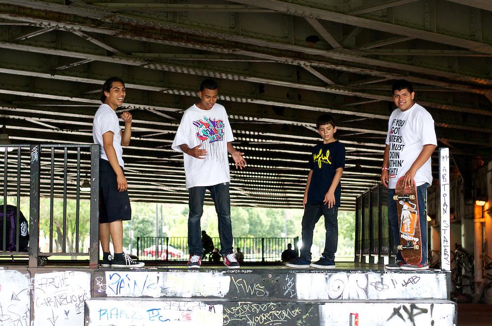 Logan Square Skate Park