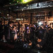 Concerto della Kargo Cover Band all'Atm Bar  di Milano