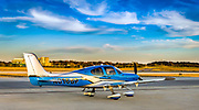 2018 Cirrus Carbon SR22T GTS. photographed at Atlanta's Dekalb Peachtree Airport.  Created by aviation photographer John Slemp of Aerographs Aviation Photography. Clients include Goodyear Aviation Tires, Phillips 66 Aviation Fuels, Smithsonian Air & Space magazine, and The Lindbergh Foundation.  Specialising in high end commercial aviation photography and the supply of aviation stock photography for commercial and marketing use.