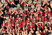 Georgia Bulldogs band during the Bulldogs 45-31 win over the Nebraska Cornhuskers in the Capital One Bowl at the Florida Citrus Bowl on Jan 1, 2013 in Orlando, Florida. ..©2012 Scott A. Miller..