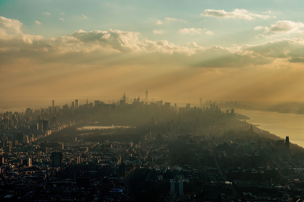 One of a series of landscape and travel photographs taken by Matthew Butterfield in and around New York City, New York, USA, including Brooklyn, Manhattan, Coney Island, and more.