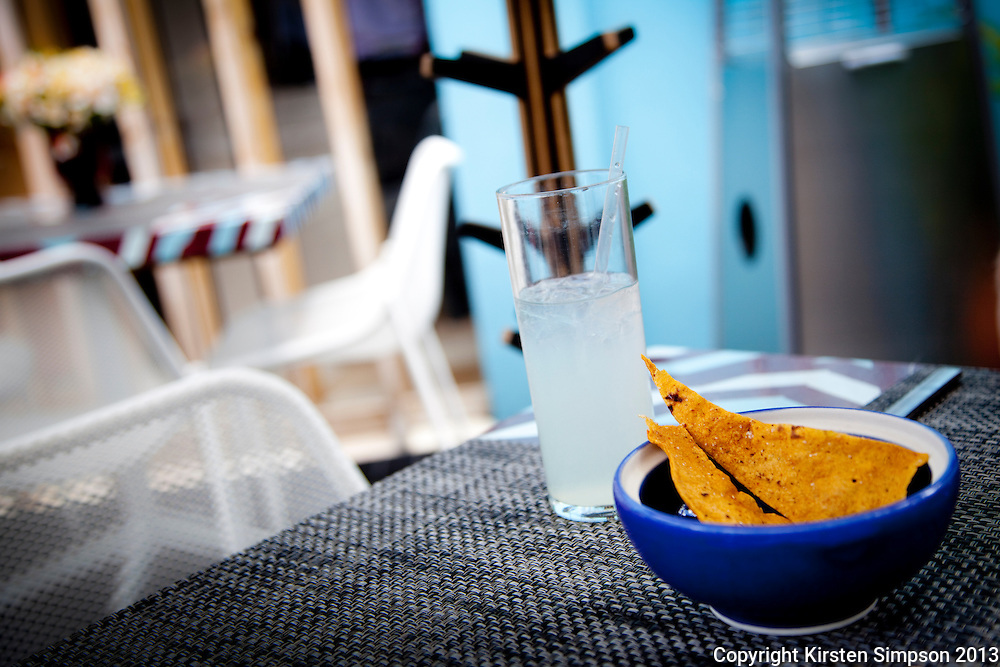 Lunch at Hotel Bo in San Cristóbal
