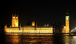 General View of the House of Parliament,London. Photo By Andrew Parsons / i-Images.