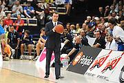 DESCRIZIONE : Vantaa Helsinki Qualificazioni Europei 2011 Finlandia Italia <br /> GIOCATORE : Simone Pianigianio Coach<br /> SQUADRA : Nazionale Italia Uomini <br /> EVENTO : Qualificazioni Europei 2011<br /> GARA : Finlandia Italia <br /> DATA : 23/08/2010 <br /> CATEGORIA :Ritratto<br /> SPORT : Pallacanestro <br /> AUTORE : Agenzia Ciamillo-Castoria/GiulioCiamillo<br /> Galleria : Fip Nazionali 2010 <br /> Fotonotizia : Vantaa Helsinki Qualificazioni Europei 2011 Finlandia Italia <br /> Predefinita :