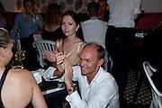 KRISTINA RUBENSKA, Prada Congo Benefit party. Double Club. Torrens Place. Angel. London. 2 July 2009.