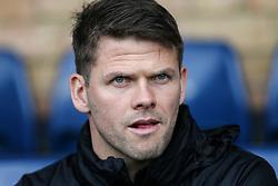 Southend United coach Hermann Hreidarsson - Mandatory by-line: Arron Gent/JMP - 27/10/2019 - FOOTBALL - Roots Hall - Southend-on-Sea, England - Southend United v Ipswich Town - Sky Bet League One
