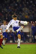 16.10.2002, Stadion FK Crvena Zvezda, Belgrade, Yugoslavia..UEFA European Championship Qualifying match, Group 9,  Yugoslavia v Finland..Jari Litmanen - Finland.©Juha Tamminen