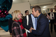OLENA PINCHUK; JEFF KOONS, Frieze. Regent's Park. London. 17 October 2013