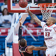 2012/2013 Basketball: Arkansas State v South Alabama