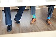 shoe and socks