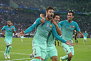 Borussia Monchengladbach v Barcelona - UEFA Champions League Group C - 28/09/2016