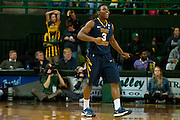 WACO, TX - JANUARY 28: Juwan Staten #3 of the West Virginia Mountaineers celebrates after defeating the Baylor Bears on January 28, 2014 at the Ferrell Center in Waco, Texas.  (Photo by Cooper Neill/Getty Images) *** Local Caption *** Juwan Staten