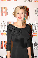 The Classic BRIT Awards 2012 with MasterCard<br /> Tuesday, Oct.2, 2012 (Photo/John Marshall JME)